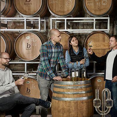 Befort X Erasmus – Pinot Blanc & Chardonnay 2020